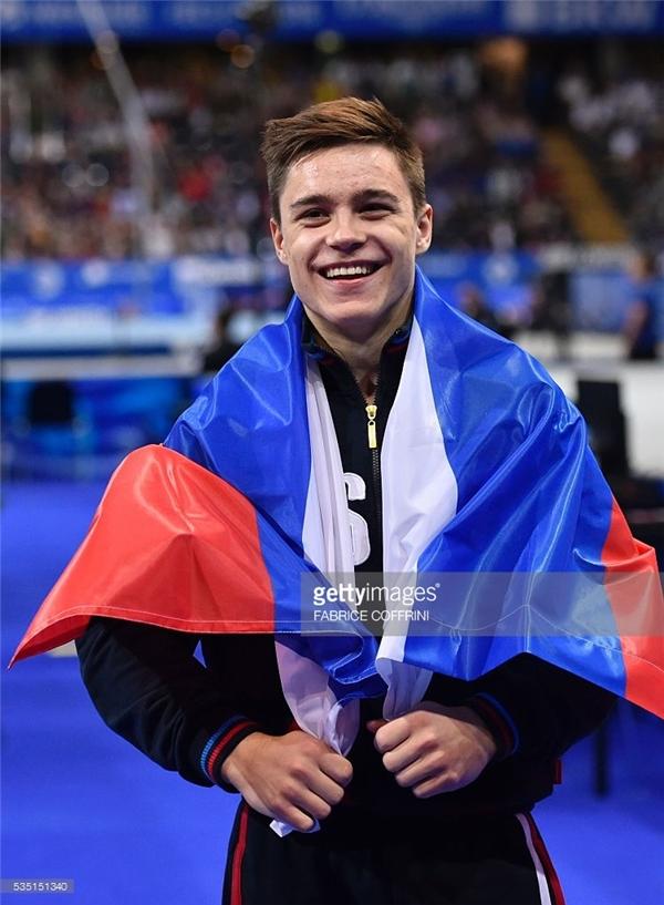 12.Nikita Nagornyy - đội tuyển Nga(Ảnh: Internet)