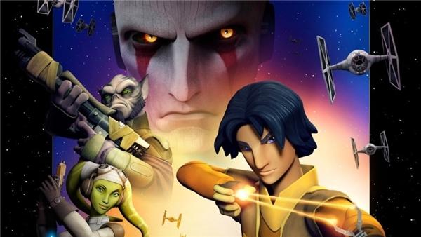 """Designer Việt từng tham gia thực hiện kỹ xảo, đồ họa 3D trong phim hoạt hình Disney """"Star War Rebels""""..."""