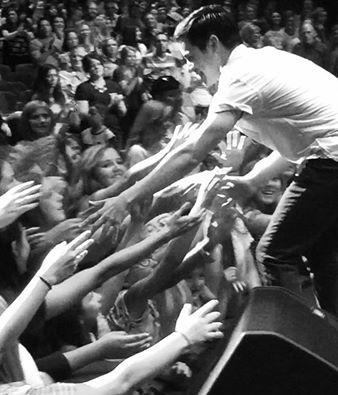Hiện tại David Archuletađang trong quá trình thực hiện tour diễn tại Utah, Idaho và Arizona.