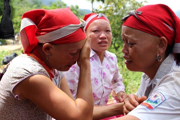 Lũ đi qua, để lại bao nỗi tang thương cho người dân ở Lào Cai. Ảnh: Internet