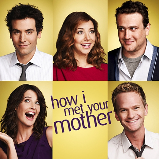 Được truyền cảm hứng bởi Friends, How I Met Your Mother là bộ phim thứ hai đáng xem nhất.