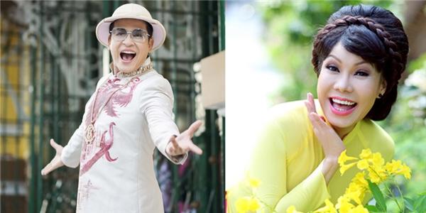"""Sau Việt Hương, Thanh Bạch là cái tên thứ hai được tiết lộ cho vị trí giám khảo chính thức của chương trình.Đây cũng là lần đầu tiên cả hai nghệ sĩ cùng ngồi """"ghế nóng"""" mộtcuộc thitruyền hình thực tế."""