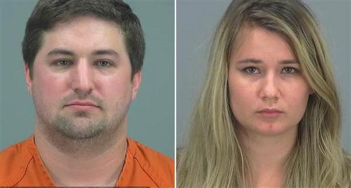 Brent Daley (27 tuổi) và Brianne Daley (25 tuổi) bỏ rơi con vì trò chơi thực tế ảo Pokemon Go. (Ảnh: Intermet)
