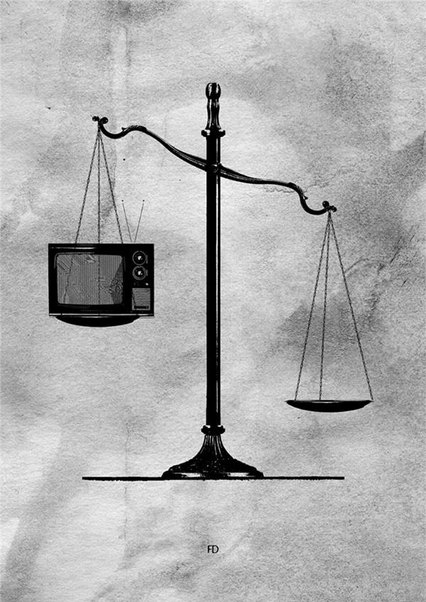 Trong tất cả các thứ, TV chỉ là thứ rỗng tuếch và không có tí giá trị nào.