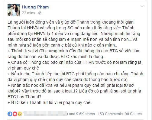 Chia sẻ của Phạm Hương