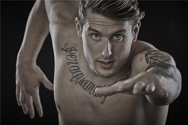 Chris Walker-Hebborn – đội tuyển Anh (Ảnh: Internet)