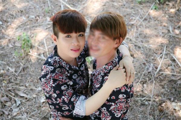 Chuyện tình đồng tính giữa Lâm và Nghĩa từng khiến nhiều người ngưỡng mộ. Ảnh: Internet