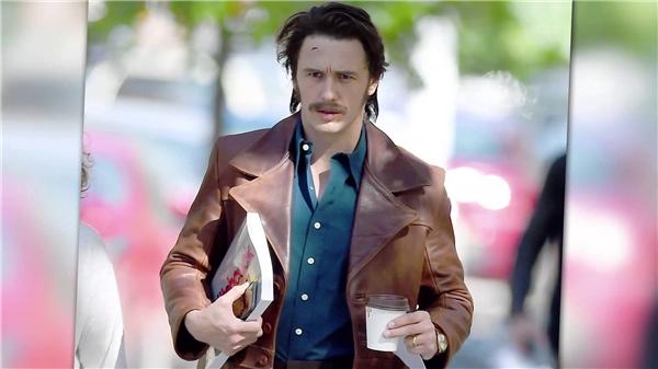 Hình tượng củaJames Francotrong phim The Deuce về chủ đề mại dâm.