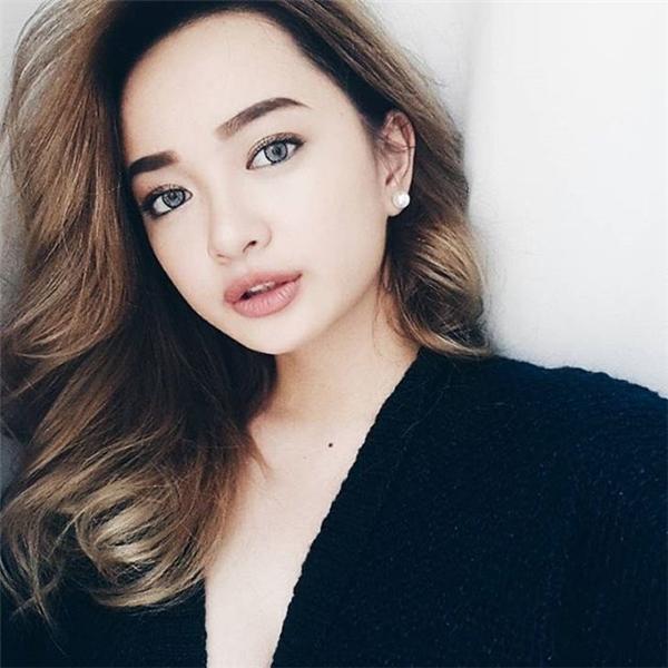 Kaity Nguyễncô nàng nổi lên sau đoạn clip15 giây hát nhép.(Ảnh: Internet)