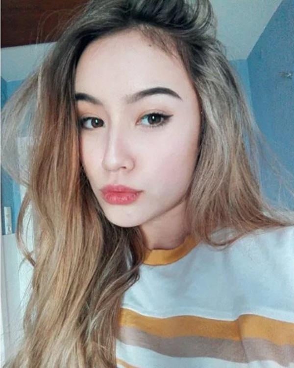 Jadelà gương mặt gái Việt lai mới được giới trẻ hâm mộ.(Ảnh: Internet)