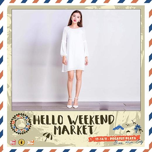 Hello Weekend Market tiếp tục hội ngộ Sài Gòn và Biên Hòa