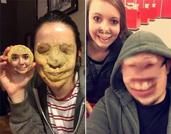 Nhìn mấy khuôn mặt này buồn cười quá đi mất.