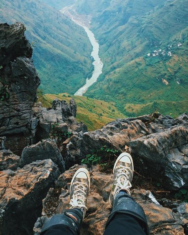 Đặt chân đến những đỉnh cao sẽ mang lại cho bạn cảm giác chiến thắng. (Ảnh: Internet)