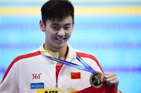 Chiến thắng này là động lực giúp anh chàng tự tin hơn trong giải đấu ở Olympic 2016.