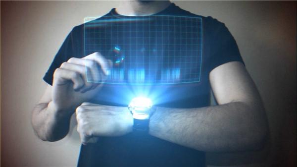 Tương lai iphone sẽ có màn hình tương tác 3D. (Ảnh: internet)