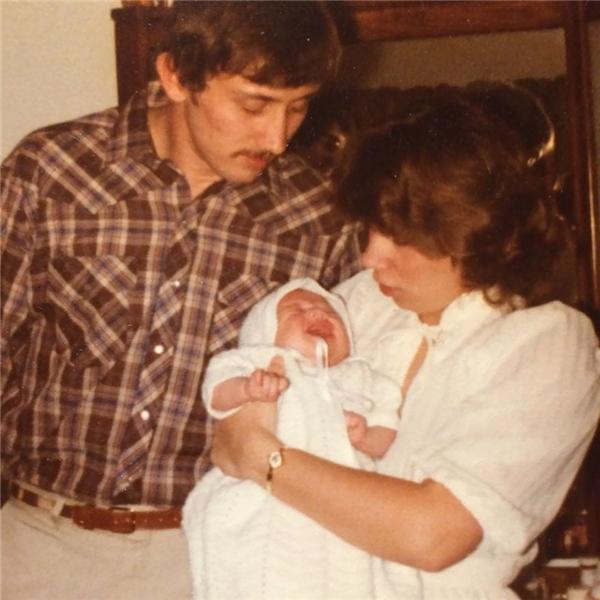 Gia đình Stepien nhiều năm về trước. (Ảnh: Internet)