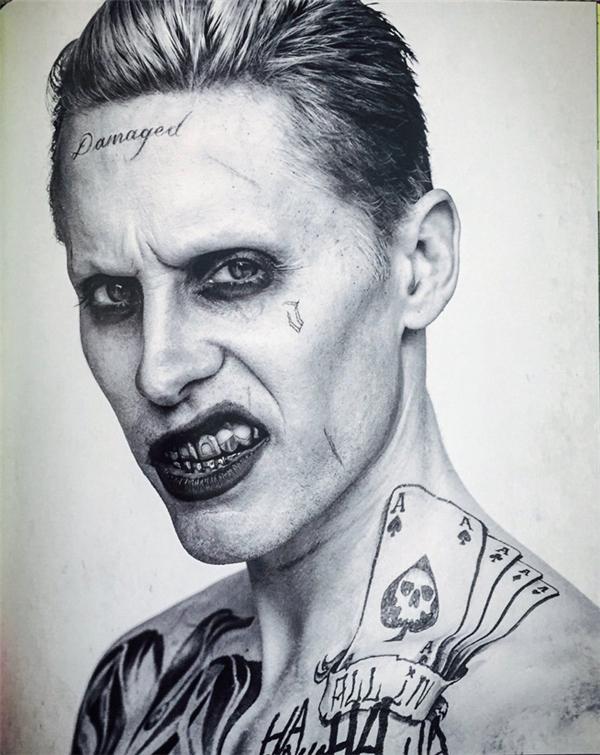 Nhưng rốt cuộc, The Joker chỉ yêu bản thân hắn mà thôi.