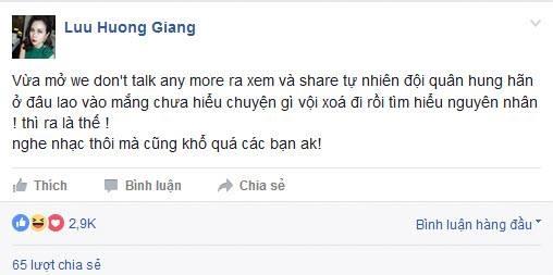 """Lưu Hương Giang cũng """"phát khiếp"""" vì fan Sơn Tùng. - Tin sao Viet - Tin tuc sao Viet - Scandal sao Viet - Tin tuc cua Sao - Tin cua Sao"""