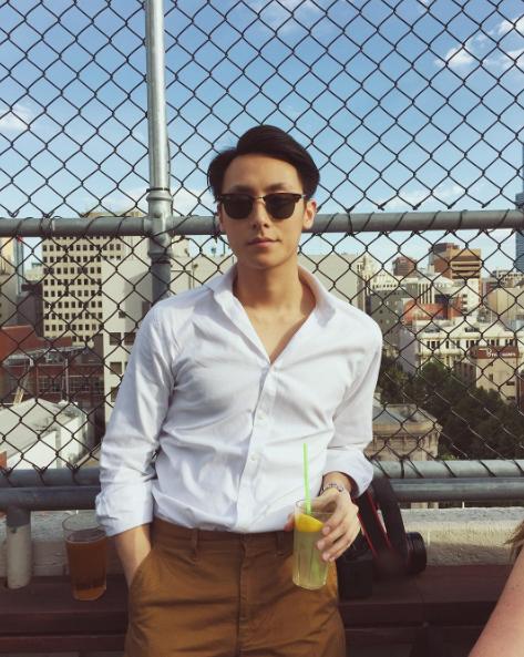 Rocker Nguyễn có một thành tích đáng ngưỡng mộ.