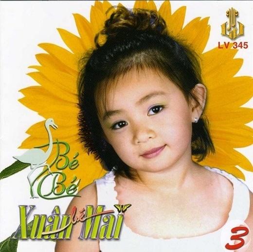 """Mặc dù đãsang nước ngoài định cư nhưng ở làng nhạc Việt thời bấy giờ, vẫn không có giọng ca nhí nào có thể """"soán ngôi"""" Xuân Mai trong lòng khán giả."""