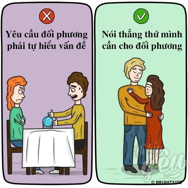 Ảnh 6- Đây là 13 điều nên và không nên khi đang trong mối quan hệ