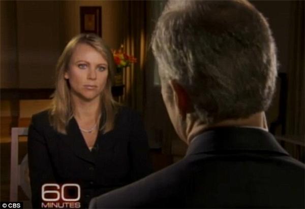 Cô Logan không muốn im lặng để sự việc trôi đi mà muốn lên tiếng để bảo vệ mình và những người phụ nữ khác.