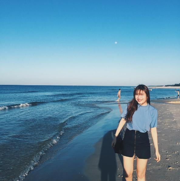 Dù là biển xanh... (Ảnh: @lepknguyen)