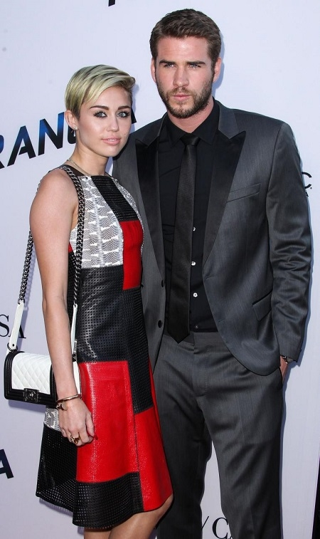 Được cho là vì chuyện tình tan vỡ với Liam Hemsworth mà Miley Cyrus thay đổi hình ảnh và lối sống. (Ảnh: Internet)