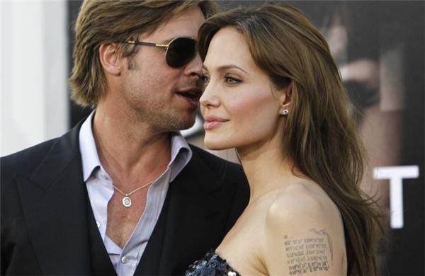 Những tháng gần đây,Angelina dính nhiều tin đồn gặp trục trặc trong cuộc sống hôn nhânvớiBrad Pitt.