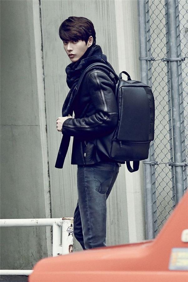 Park Hae Jin là lựa chọn hoàn hảo cho nhân vật này.(Ảnh: Internet)