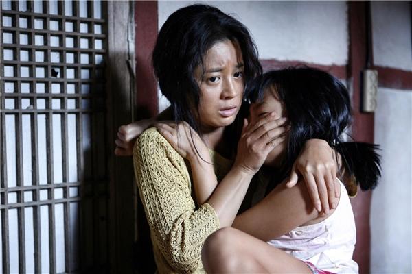 Kim Bok Nam là một người mẹ thương con hết mực.(Ảnh: Internet)
