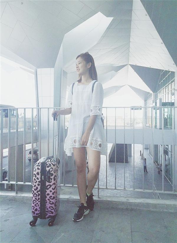 Nữ ca sĩ cũng biết tận hưởng cuộc sống khi thường xuyên đidu lịch nước ngoài. - Tin sao Viet - Tin tuc sao Viet - Scandal sao Viet - Tin tuc cua Sao - Tin cua Sao