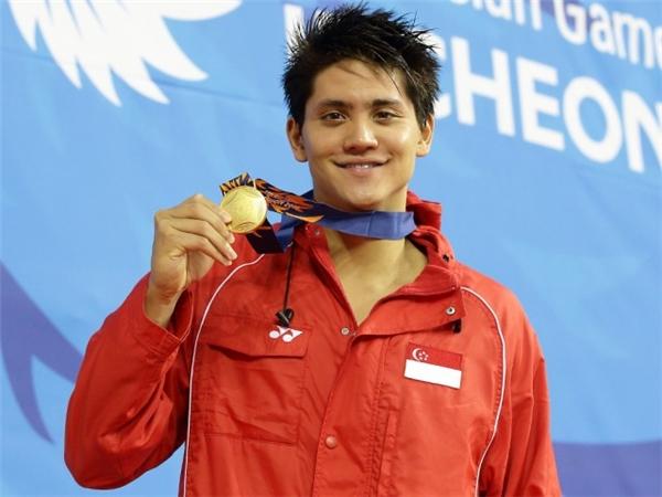 Có thể nói, đây là chiến thắng lớn nhất trong sự nghiệp bơi lội củaSchooling tính đến thời điểm hiện tại.
