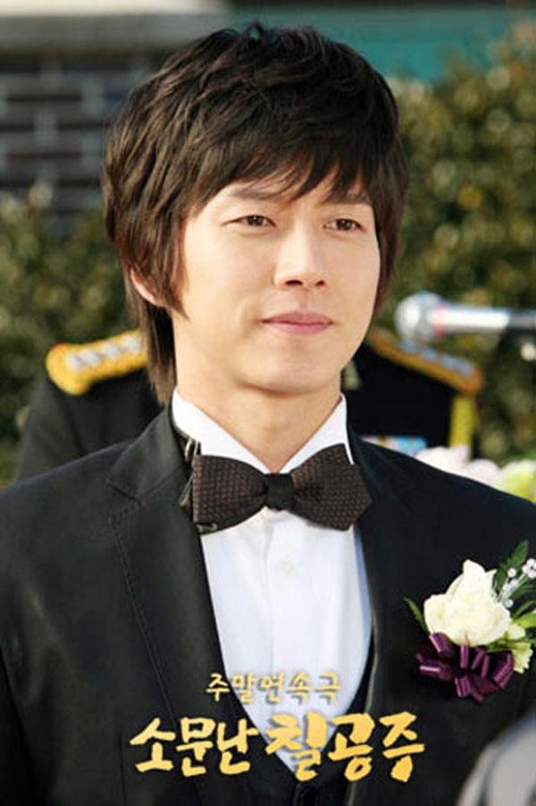 Park Hae Jin đã bắt đầu sự nghiệp diễn xuất với vai diễn Yeon Ha Nam trong Những nàng công chúa nổi tiếng.