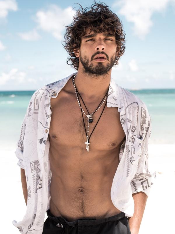 10 chàng mẫu nam sẽ khiến bạn thấy rằng Brazil là đất nước của nam thần không góc chết