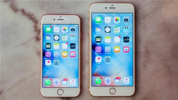 Lỗi thường xuất hiện trên iPhone 6s và6s Plus. (Ảnh: internet)