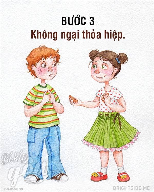 Giữ người yêu sẽ không còn là khó khi bạn nắm các bước sau!