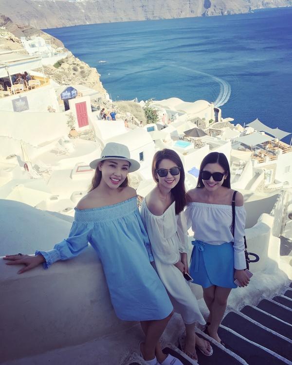 Ngọc Trinh khoe thân hình nóng bỏng, quyến rũ với bikini ở Hy Lạp - Tin sao Viet - Tin tuc sao Viet - Scandal sao Viet - Tin tuc cua Sao - Tin cua Sao