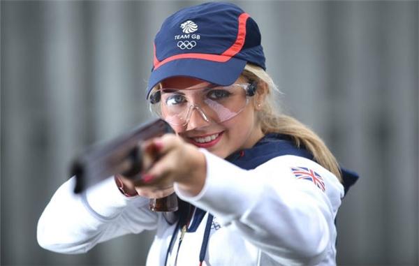Cả Olympic 2016 náo loạn vì nữ xạ thủ cực kì xinh đẹp