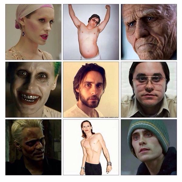 Bạn có thể điểm mặt hết các vai diễn của Jared Leto?