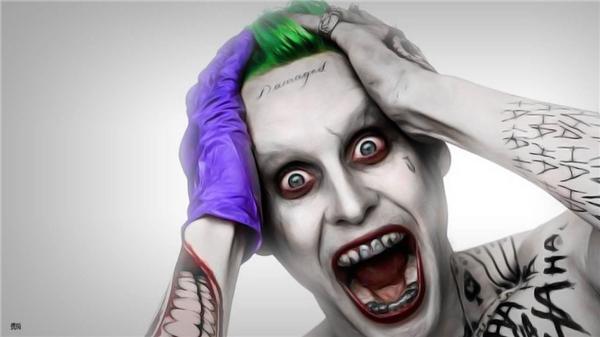 Jared Leto trở thành Joker mới của vũ trụ điện ảnh DC.