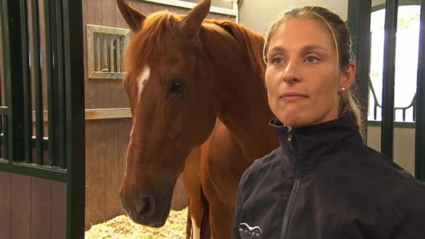 Vận động viên đoạt huy chương vàng đã rút khỏi Olympic để cứu chú ngựa
