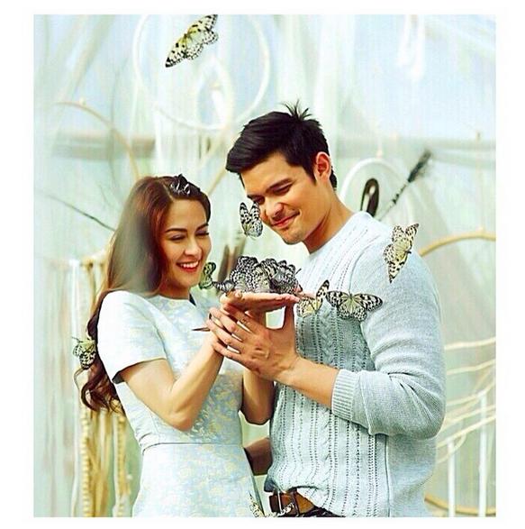 Ghen tị với hạnh phúc của gia đình Mĩ nhân đẹp nhất Philippines