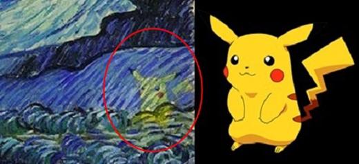 Đáp án: Bạn mà không nhận ra Pikachu dễ thương nữa thì cộng đồng săn Pokemon sẽ bài trừ bạn mất thôi.