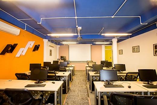 Lớp học tại NaMiCG.