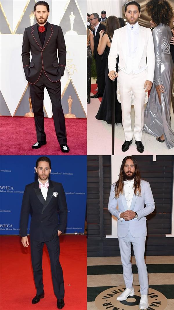 "Bí kíp ăn mặc ""chất"" như Joker Jared Leto"