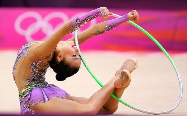 Son Yeon Jae là một trong những vận động viên thể dục nhịp điệu nổi tiếng nhất xứ sở kim chi.