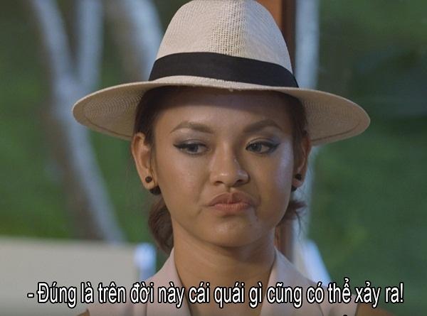 Mai Ngôđược xem là một trong những thí sinh ấn tượng nhất tại The Face Vietnam 2016. - Tin sao Viet - Tin tuc sao Viet - Scandal sao Viet - Tin tuc cua Sao - Tin cua Sao