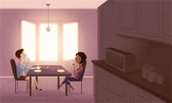 """""""Sáng thức giấc chung một giờ"""", cùng nhau chuẩn bị bữa sáng là cũng là một trải nghiệm thú vị của những cặp đôi hạnh phúc."""