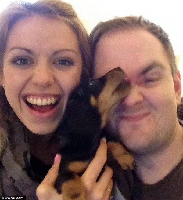 Cặp đôi háo hức lên kế hoạch cho đám cưới trong mơ trong lúc Emma dần dần hồi phục.(Ảnh: DailyMail)